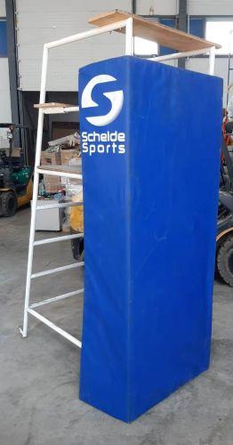 Вышка судейская волейбольная Schelde Sports