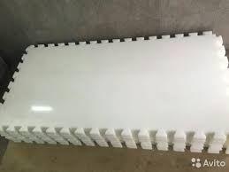 Панели искусственного льда